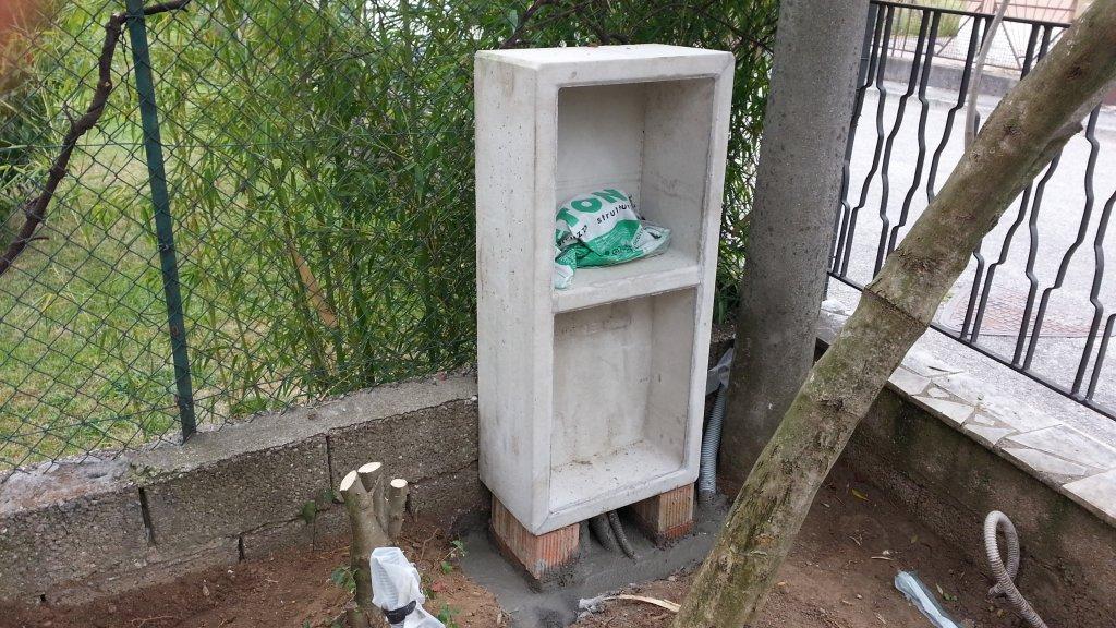 Casa moderna roma italy spostare un contatore enel - Contatore gas in casa ...