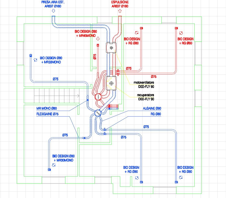 Vmc una casa da ristrutturare for Software di piano di pavimento del garage